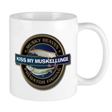 Kiss My Muskellunge Mug