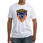 USS SABALO Fitted T-Shirt