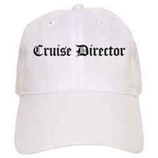 Cruise Director Baseball Cap