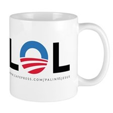 GOP 2012 LOL Small Mug