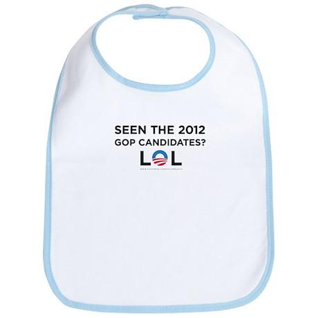 GOP 2012 LOL Bib
