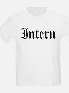 Intern Kids T-Shirt