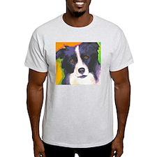 border collie cafe T-Shirt