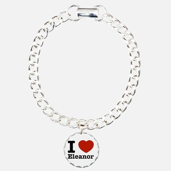 I love Eleanor Bracelet