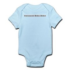 Environmental Studies Student Infant Creeper