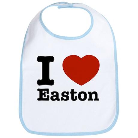 I love Easton Bib