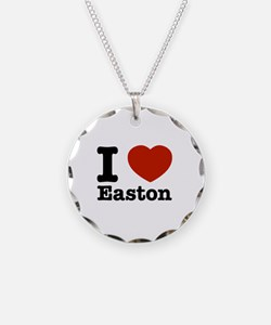 I love Easton Necklace