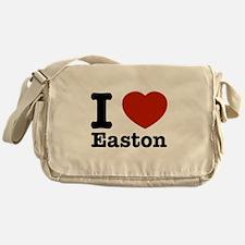 I love Easton Messenger Bag