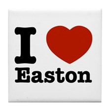 I love Easton Tile Coaster