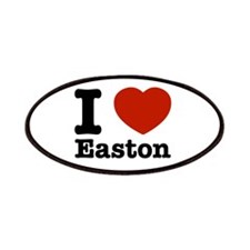 I love Easton Patches
