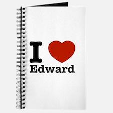 I love Edward Journal