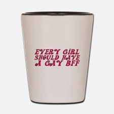 Every Girl Should Have a Gay Shot Glass