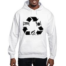 Curling designs Hoodie