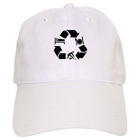 Curling designs Cap