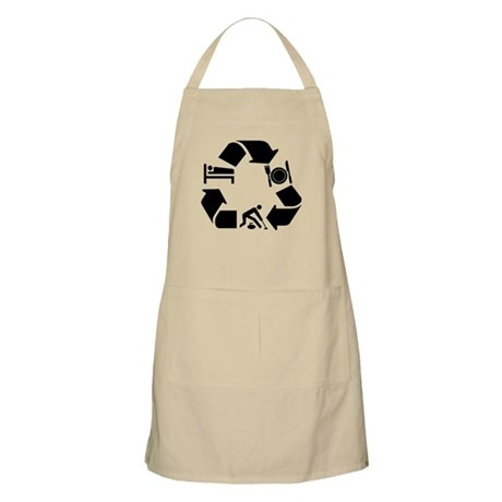 Curling designs Apron