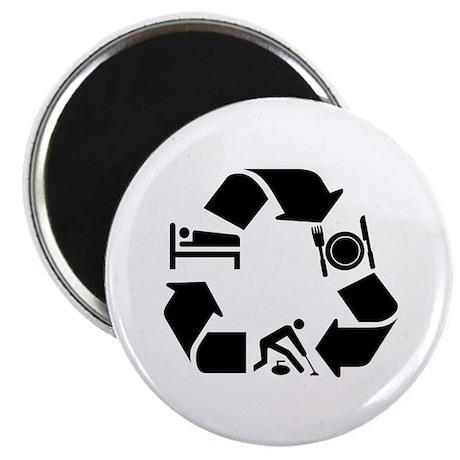 Curling designs Magnet