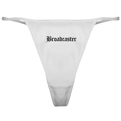 Broadcaster Classic Thong