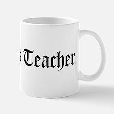 Forensics Teacher Mug