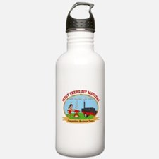 West Texas Pit Masters BBQ Water Bottle