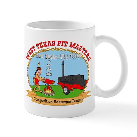 West Texas Pit Masters BBQ Mug