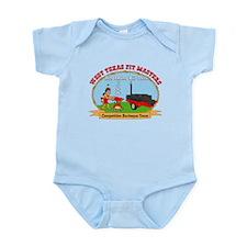 West Texas Pit Masters BBQ Infant Bodysuit