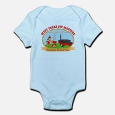 West Texas Pit Masters BBQ Infant Bodysuit