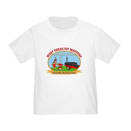 West Texas Pit Masters BBQ Toddler T-Shirt
