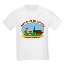 West Texas Pit Masters BBQ T-Shirt
