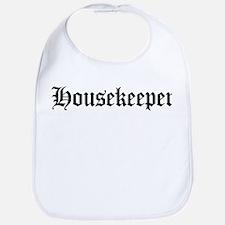 Housekeeper Bib