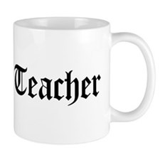 Geology Teacher Mug