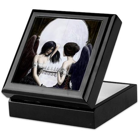 Skull Illusion Keepsake Box