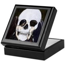 Skull Illusion Keepsake Box
