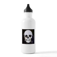 Skull Illusion Water Bottle