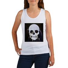 Skull Illusion Women's Tank Top