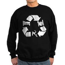 Lawn Tennis designs Sweatshirt