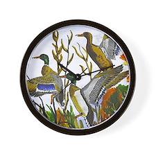 Pabear48 Artwork designed Wall Clock