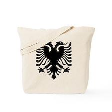 Albania Eagle Tote Bag
