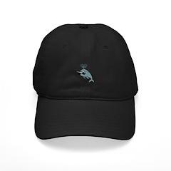 Narwhalstache Baseball Hat