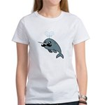 Narwhalstache Women's T-Shirt