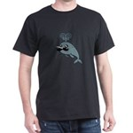 Narwhalstache Dark T-Shirt