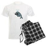 Narwhalstache Men's Light Pajamas