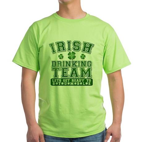 Irish_drinkingteam T-Shirt