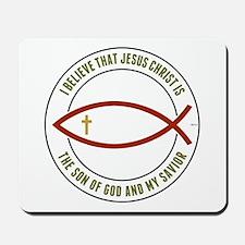 Christian Believers Mousepad