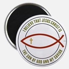 Christian Believers Magnet
