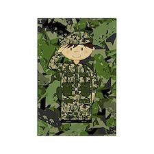 British Army Soldier Magnet