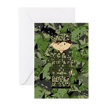 British Army Soldier Greeting Cards (Pk of 10)