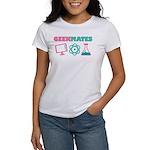 Geek Couples Dating Women's T-Shirt