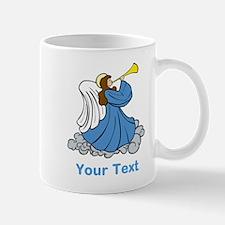 Angel and Custom Writing. Mug