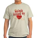 Melinda Lassoed My Heart Light T-Shirt
