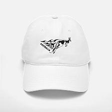 Australia Kangaroo Baseball Baseball Cap